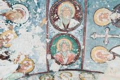 Изображения на стене Стоковое Фото