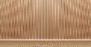 Изображения перевода стены 3d дизайна интерьера Стоковая Фотография