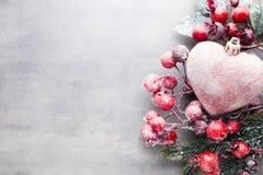 изображения подарка рождества карточки больше моего портфолио Стоковое Изображение RF