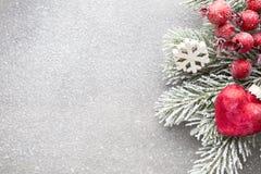 изображения подарка рождества карточки больше моего портфолио Стоковое Изображение