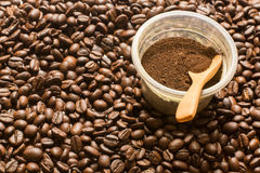 изображения принципиальной схемы собраний кофе стоковые фото