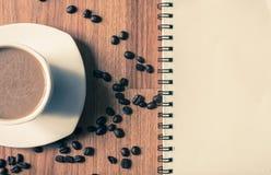 изображения принципиальной схемы собраний кофе стоковые изображения rf