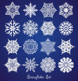 изображения рождества предпосылки больше моей снежинки портфолио Стоковые Фотографии RF
