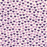 изображения сердец сердца предпосылки тусклые вектор картины безшовный иллюстрация вектора