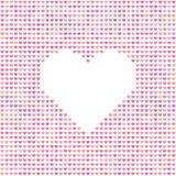 изображения сердец сердца предпосылки тусклые Стоковое Фото