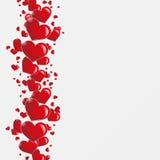 изображения сердец сердца предпосылки тусклые Стоковые Изображения