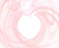 изображения сердец сердца предпосылки тусклые Стоковое Изображение