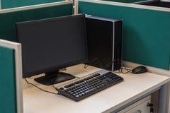 изображения центра телефонного обслуживания предпосылки 3d изолировали белизну стоковое изображение