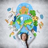 изображения экологичности принципиальной схемы еще многие мое портфолио стоковые фотографии rf