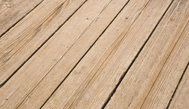 Изогнутая деревянная предпосылка Стоковые Фото