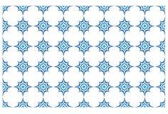 Изогнутая картина геометрии стоковые фото