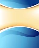 изогнутая рама Стоковая Фотография RF