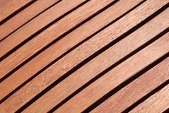 Изогнутая твёрдая древесина обнажает предпосылку Стоковые Изображения
