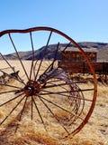 изогнутое колесо Стоковые Фото