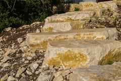 изогнутые шикарно лестницы Стоковая Фотография