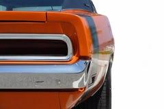 изолированная автомобилем белизна мышцы Стоковое Изображение RF