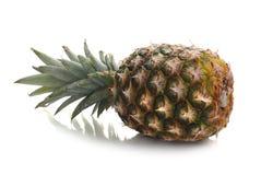 изолированная белизна ананаса Стоковое Изображение
