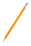изолированная белизна карандаша Стоковые Изображения RF