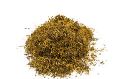 изолированная белизна табака стога Стоковые Изображения