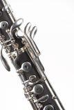 изолированная белизна oboe Стоковое Изображение RF