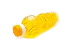изолированная бутылкой оливка масла Стоковые Фото