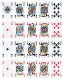 изолированная карточка Стоковое фото RF