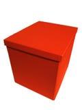 изолированная коробка Стоковые Изображения RF