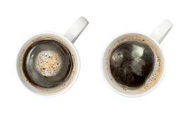 изолированная кофейная чашка Стоковая Фотография RF