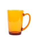 изолированная кофейная чашка Стоковые Изображения