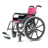 изолированная кресло-коляска Стоковое фото RF