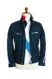 Изолированная куртка Стоковые Изображения RF