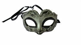 Изолированная маска масленицы Венеции Стоковое Изображение RF
