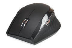 Изолированная мышь компьютера Стоковые Изображения RF