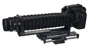 изолированная оборудованием белизна съемки макроса Стоковая Фотография RF