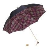 изолированная предпосылкой белизна зонтика Стоковое Фото