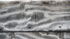 изолированная предпосылкой старая древесина белизны планки Стоковая Фотография RF
