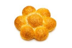 изолированная свежая хлеба Стоковые Изображения RF