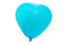 изолированная синь воздушного шара Стоковые Фотографии RF