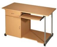изолированная таблица офиса Стоковое Фото