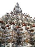 изолированная arun белизна wat pagoda стоковые изображения