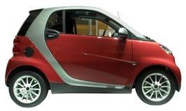 изолированное гражданское автомобиля Стоковые Изображения RF