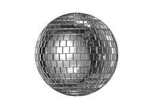 изолированное диско шарика иллюстрация штока