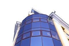 Изолированное офисное здание Стоковое фото RF