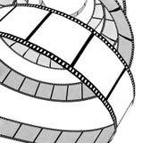 изолированное пленкой фото кино Стоковые Фотографии RF