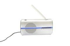 изолированное радио Стоковые Фото