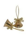 изолированное рождество колоколов Стоковое Фото