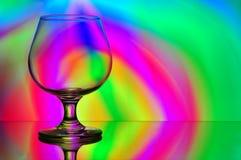 изолированное стекло конгяка Стоковые Фотографии RF