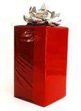 изолированное giftwrap стоковое фото rf