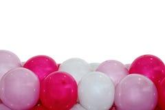 Изолированные воздушные шары Стоковое Изображение RF