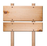 изолированные знаки деревянные стоковое фото